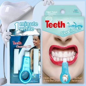 2018 New Products Pro Nano Dental Teeth Whitening Kits 1 Stick + 2 Sponge Refills de la marque Woya image 0 produit