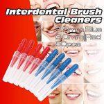 50pcs Dentaire Orthodontique Soins Oraux Brosse Interdentaire Cure-Dents Entre Les Dents Brosse Kit de la marque ULTNICE image 3 produit