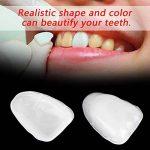 70 PCS/Sac Résine Haute Dents Inférieures Postérieure Molaire Dentaire Temporaire Couronne Pour Soins Dentaires Orales(Blanc supérieur) de la marque Yotown image 1 produit