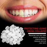 70 PCS/Sac Résine Haute Dents Inférieures Postérieure Molaire Dentaire Temporaire Couronne Pour Soins Dentaires Orales(Blanc supérieur) de la marque Yotown image 2 produit