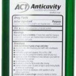 ACT Rince-bouche anti-caries fluoré Act - Sans alcool - 530 ml de la marque ACT image 1 produit