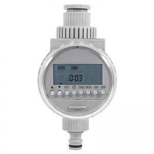 Asixx Programmateur Arrosage, Minuterie d'Arrosage Automatique Solaire Programmateur d'Irrigation Contrôleur d'Irrigation avec Écran LCD pour Jardin Pelouse de la marque Asixx image 0 produit