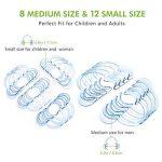 Atmoko 20Pcs Mache-Mots Ecarteur Retracteur Oral Ouvre Bouche pour Famille Amis de la marque LiSmile image 3 produit