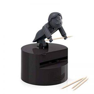 Balvi-Porte-Cure-dentNestor.DistributeurdeCure-dentAutomatique.enFormedemajordome. de la marque Balvi image 0 produit