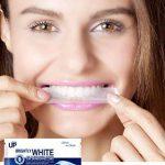 Bandes de Blanchiment des Dents - Blanchissement Dentaire - 28 White-Strips Qualité Professionnelle - avec la Technologie Avancée Anti-dérapant - Bande Blanchissante Dent - Efficacité Prouvée - Whitestripes shineUP de la marque RAY OF SMILE image 3 produit