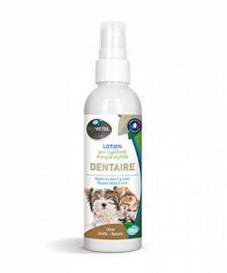 Biovetol - Lotion Dentaire 125 ml - ORL pour chat et chien de la marque Biovetol image 0 produit