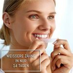 Blanchiment dentaire prémium White Stripes - Sans douleur - Double champion des tests - Eclaircissement des dents - Blanchiment des dents - Dents blanches (28 White Stripes) de la marque SNOWW WHITE Premium Teeth Whitening image 2 produit