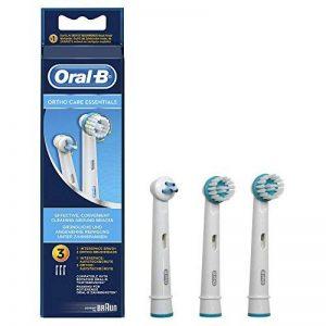 brosse à dents pour appareil dentaire TOP 0 image 0 produit