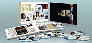 Coffret Steven Spielberg - Édition Limitée 8 Blu-ray: Duel / Sugarland Express / Les Dents de la Mer / 1941 / E.T. l'Extra-Terrestre / Always - Pour Toujours / Jurassic Park / Le Monde Perdu de la marque image 0 produit