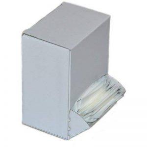 Dentamin ® de 500 cure-dents box emballés individuellement blanc de la marque DENTAMIN® image 0 produit
