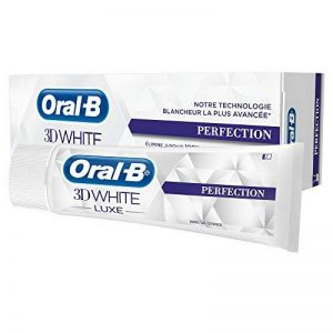 dentifrice blancheur TOP 1 image 0 produit