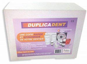 DUPLICADENT - Dupliquer à l'identique votre prothèse de la marque TOUT DENTAIRE image 0 produit