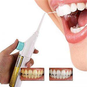 eau la soie dentaire, Aptoco oral irrigator jet d'eau sans fil portatif nettoyage de dents dentaires ultra - la soie dentaire de la marque Aptoco image 0 produit