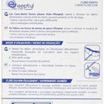 Efiseptyl 50 Cure-Dents Forme Plume d'Oie Lot de 2 de la marque Efiseptyl image 1 produit