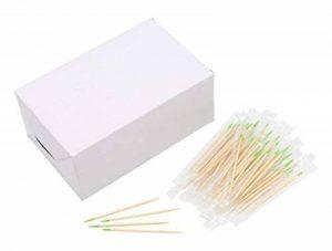 emballées individuellement goût menthe Bois cure-dents cure-dents Bois Prtemium de qualité de 6.5cm de long 1000pcs de la marque Lonmuted image 0 produit