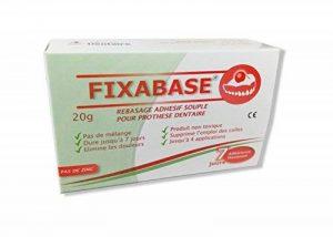 FIXABASE Rebasage Dentaire Adhésif - NOUVEAU de la marque Tout Dentaire image 0 produit