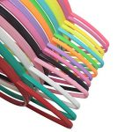 Flying swallow 14 Pièces Serre-Tête avec Dents en Plastique Fille enfant Bandeau d'Oreille de Chat pour Fête,(14 couleurs) de la marque Flying swallow image 3 produit