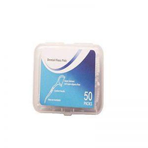 g-smart fil dentaire dentaire Waterpik Complete Clean Médiators, dents cure-dents avec 50médiators de la marque G-smart image 0 produit