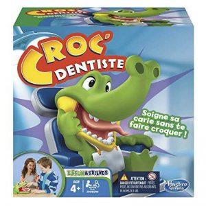 Hasbro GamingB04081750Croc'Dentiste Jeu d'adresse (français Non Garanti) de la marque Hasbro image 0 produit