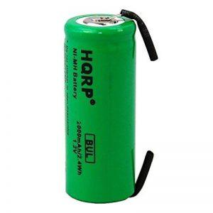 HQRP Batterie pour Philips Sonicare HX7351, HX7361, HX7500, HX5700, HX1525, HX1520, HX2520 brosse à dents de la marque HQRP image 0 produit