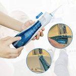 Hydropulseur Jet Dentaire, BROADCARE Irrigateur Oral Professionnel Rechargeable Sans Fil Hydrojet Dentaire Electrique Portable de la marque BROADCARE image 3 produit