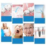 Hydropulseur Jet Dentaire Oral,Nettoyage Des Dents Manuel, Portable Et Efficace, Pas Cher Pour Voyager Ovonni de la marque HSHU image 1 produit