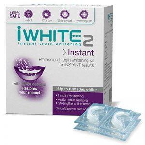 iWhite Teeth Whitening Kit 2 Pièces de la marque iWhite image 0 produit