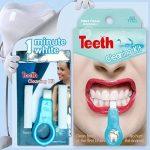 Kit de blanchiment des dents HyPee 2018 Pro Nano Bandes de blanchiment des dents Nano sans peroxyde Kit de blanchiment des dents Kit de blanchiment des dents de la marque HyPee image 1 produit