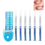Kit de Blanchiment, KISSION Nouveau Matériel Dentaire Blanchiment des Dents LED Système de Blanchiment Dentaire Kit 10 gels de la marque KISSION image 1 produit