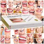 KIT Recharge Meawhite Blanchiment dentaire à domicile Gel blanchissant Recharge 100% SANS peroxyde Dents blanches en 5 à 10 jours (2 seringues 10 ml) Normes CE, 100% sûr pour vos dents de la marque Plastimea image 3 produit