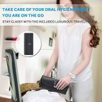 Lavany Hydropulseur 220ml, Oral Irrigateur sans Fil, Jet Dentaire, 3 Modes, Portable, Rechargeable, pour Soins Dentaires de la marque Lavany image 3 produit