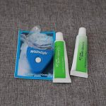 Les dents orales de gel blanchissant le kit de blanchiment de blanchiment de dents d'accélérateur de lumière de LED de la marque Nisels image 2 produit