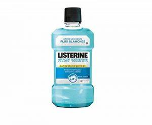 Listerine - Bain de Bouche Stay White - 500 ml de la marque Listerine image 0 produit