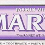 Marvis Dentifrice Menthe Jasmin 75 ml de la marque MARVIS image 1 produit