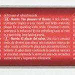 Marvis Dentrifice Cinnamon Mint 75 ml de la marque MARVIS image 2 produit