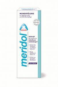 Meridol Lavage de bouche, 3 série Paquet (3 x 400 ml) de la marque Meridol image 0 produit