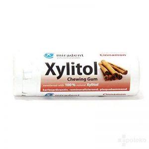 Miradent - Miradent Miradent Xylitol Cannelle 30 Chewing Gum Sans Sucre de la marque miradent image 0 produit