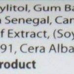 Miradent Xylitol Chewing Gum Thé Vert Lot de 30Pack de 4(4x 30g) de la marque miradent image 1 produit