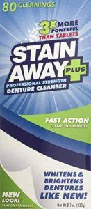 nettoyant dentier TOP 0 image 0 produit