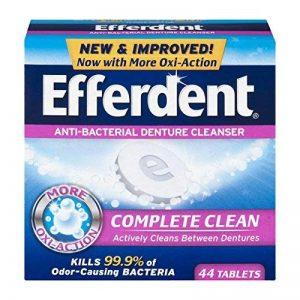 nettoyant pour dentiers TOP 1 image 0 produit