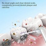 Nettoyeur de Dents Portatif, Kapmore Lrrigateur Oral de Soie Dentaire de l'eau de Flosser de L'eau Avec 6 Bouts de Jet de la marque Kapmore image 2 produit