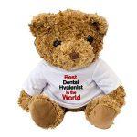 Nouveau–Best Dentaire Dentaire dans Le Monde–Teddy Bear–Mignon Tout Doux–Prix Cadeau d'anniversaire de Noël de la marque London-Teddy-Bears image 1 produit