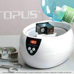 Octopus Concentré pour nettoyeur à ultrasons pour le nettoyage de bijoux, lunettes, éléments dentaires, métaux précieux et têtes d'impression, 250 ml de la marque Octopus image 3 produit
