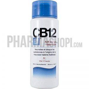 OMEGA PHARMA - CB 12 Bain de bouche de la marque Cb12 image 0 produit