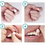 OraCoat Xylimelts 40 pastilles adhérentes contre les caries et la sècheresse buccale – Au xylitol et au carbonate de calcium – [menthe douce] – Soin dentaire à effet prolongé – Discret – Peut s'utiliser pendant le sommeil - VEGAN de la marque OraCoat image 3 produit