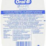 Oral-B - 3DWhite Luxe Blancheur Fil Dentaire- 35m de la marque Oral-B image 1 produit