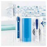 Oral-B PRO 2000 Combiné dentaire + OxyJet : Brosse à dents rechargeable et hydropulseur de la marque Oral-B image 2 produit