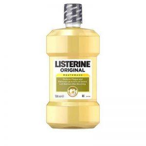 ORIGINAL rince-bouche Listerine 500 ml de la marque VARIOS image 0 produit