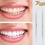 outils dentaires nettoyage des dents miroir détartreur sonde et racloir de la marque CANDURE image 1 produit