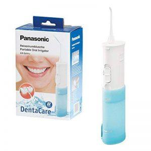 Panasonic - EWDJ10 - Jet Bucco-Dentaire de Voyage Rétractable Dentacare de la marque Panasonic image 0 produit